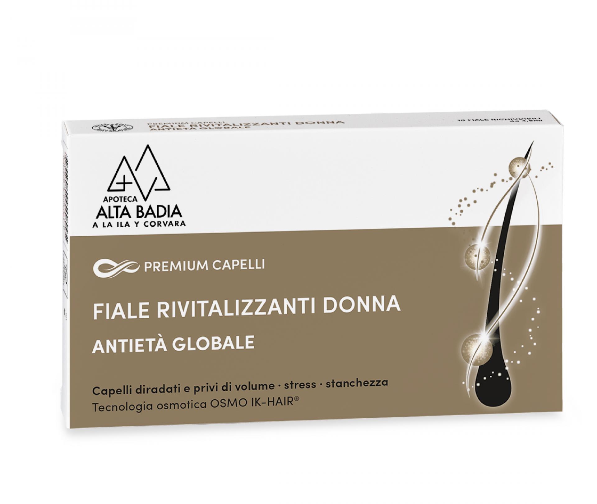 Trattamenti Capelli - Shampoo: Fiale rivitalizzanti ...