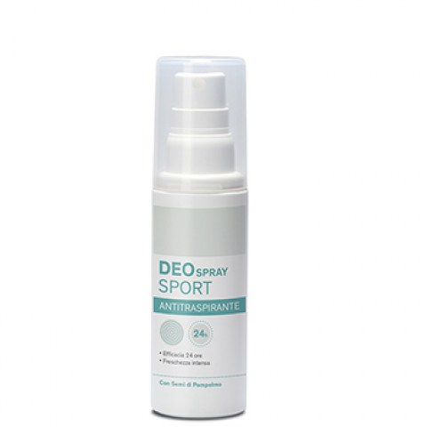Deo spray sport antitraspirante
