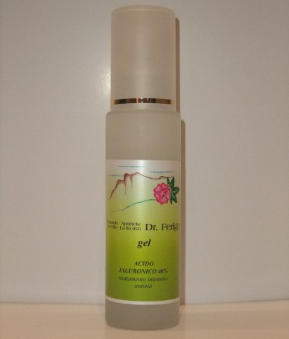 Gel Acido Ialuronico 40%