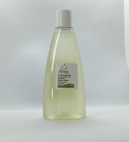 Body care: Rubbing alcohol with arnica 250 mL